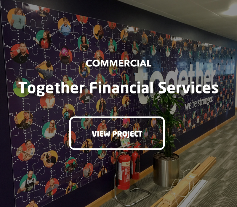 Together Financial Services Ltd | Impression Ltd, Bolton