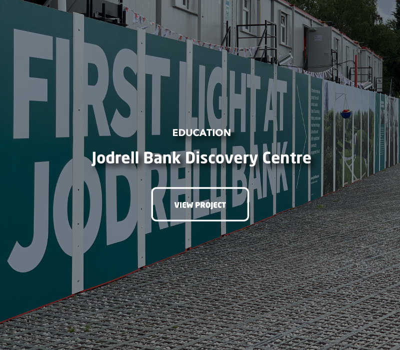 Jodrell Bank Project Image