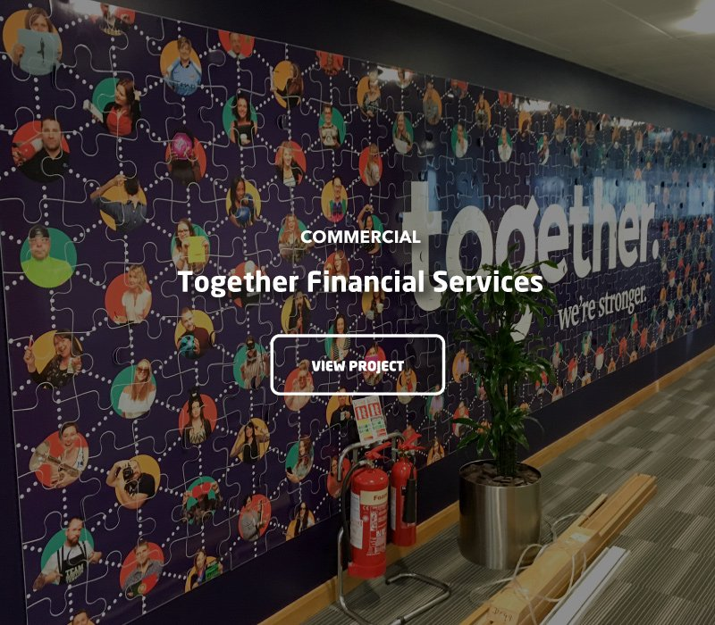 Together Financial Services Project Image