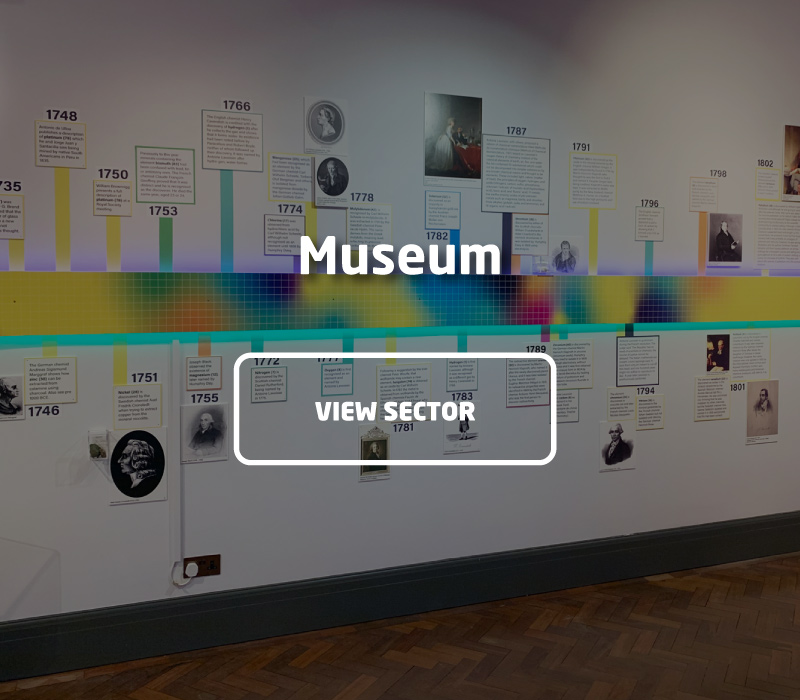 Visual Branding & Communications for Museums | Impression Ltd, Bolton