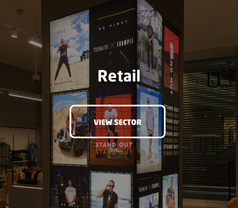 Visual Branding & Communications for Retail Brands | Impression Ltd, Bolton